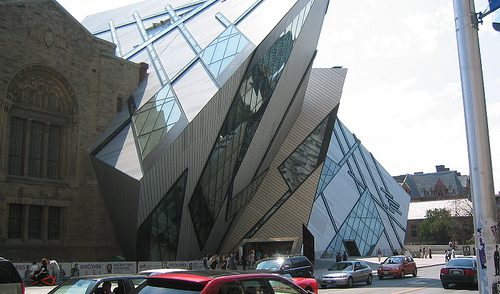 Daniel Libeskind's Royal Ontario Museum Expansion in Toronto
