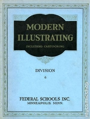 modern illustrating including cartooning
