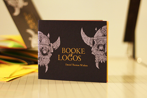 Booke of Logos by Dan Wieken