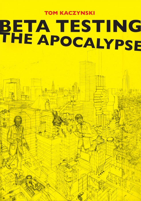 beta testing the apocalypse cover rough