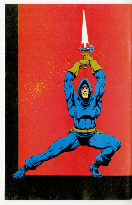 Dreadstar by Jim Starlin