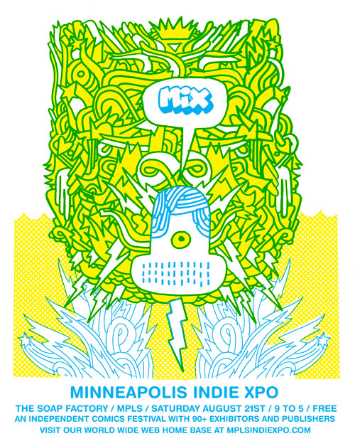 Minneapolis Indie eXpo