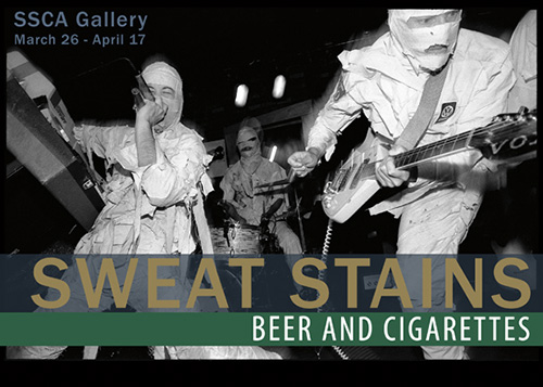 Sweat Stains, Beer and Cigarettes