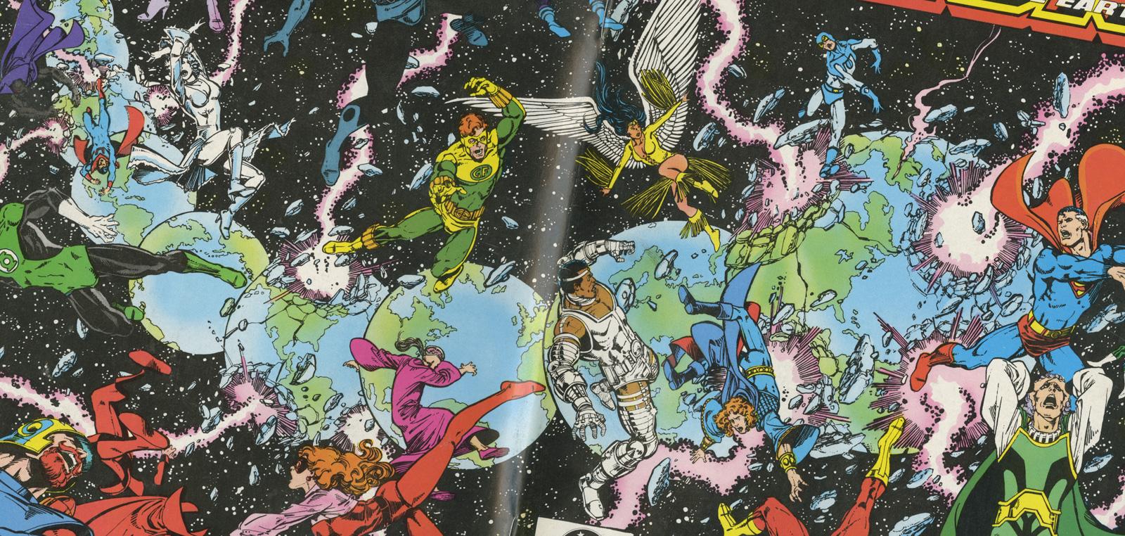crisis on infinite earths crop